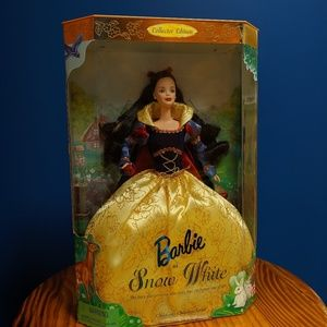 Collector Edition, Barbie as Snow White